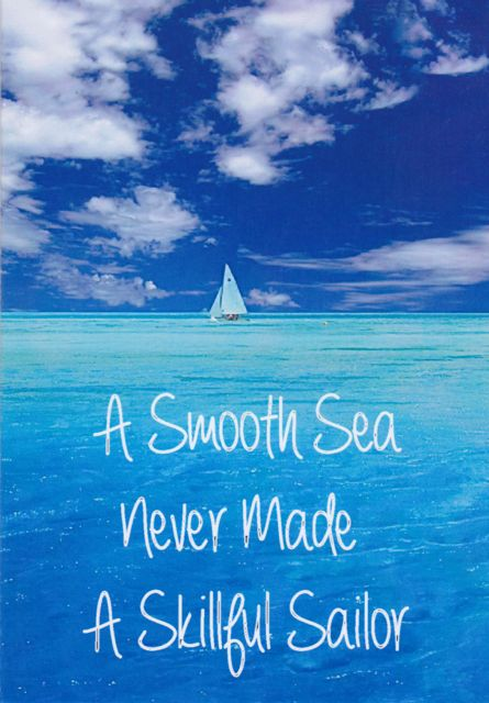 A Smooth Sea
