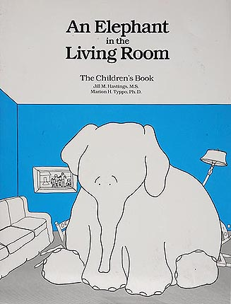 An Elephant in the Living Room (Childrens Book)