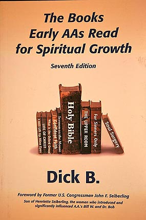 Books Early AA's read for spiritual growth, The