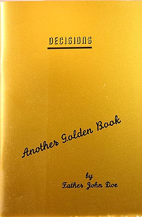 Golden Book of Decisions, The