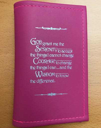 Mini Big Book Cover Pink