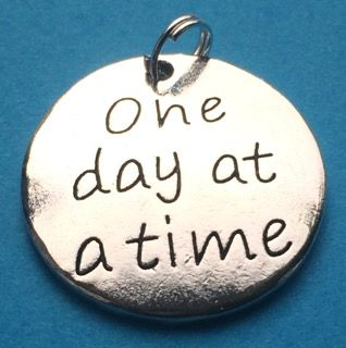 One Day at a Time Pendant