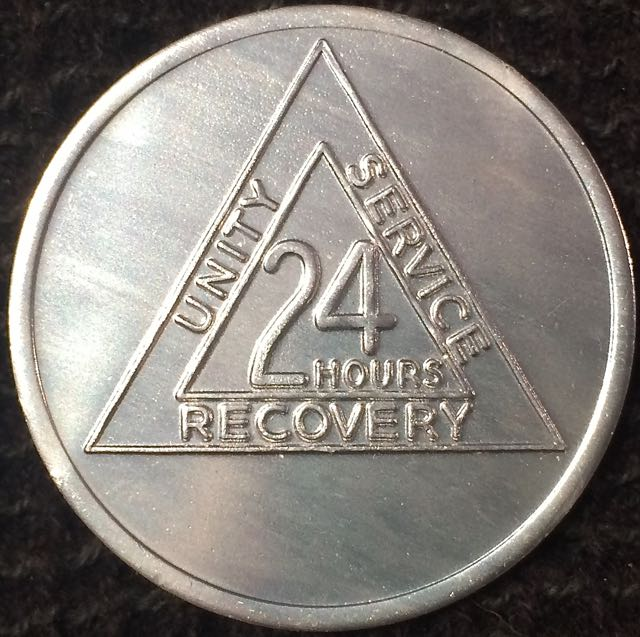 Think Before You Drink (Aluminium Coin)